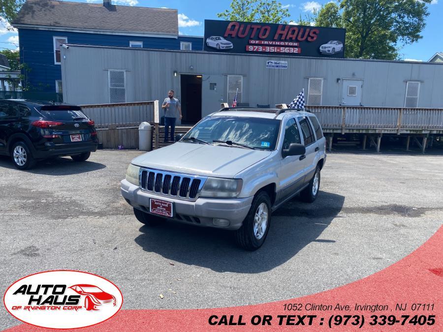 Used 2002 Jeep Grand Cherokee in Irvington , New Jersey | Auto Haus of Irvington Corp. Irvington , New Jersey