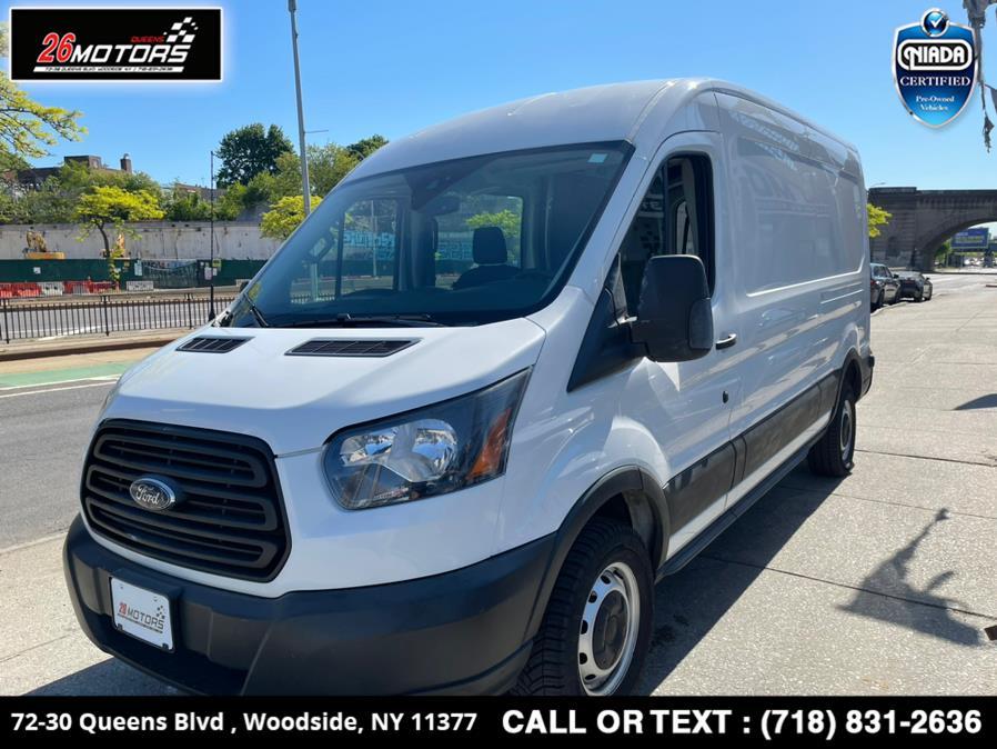 "Used Ford Transit Van T-250 148"" Med Rf 9000 GVWR Sliding RH Dr 2019 | 26 Motors Queens. Woodside, New York"