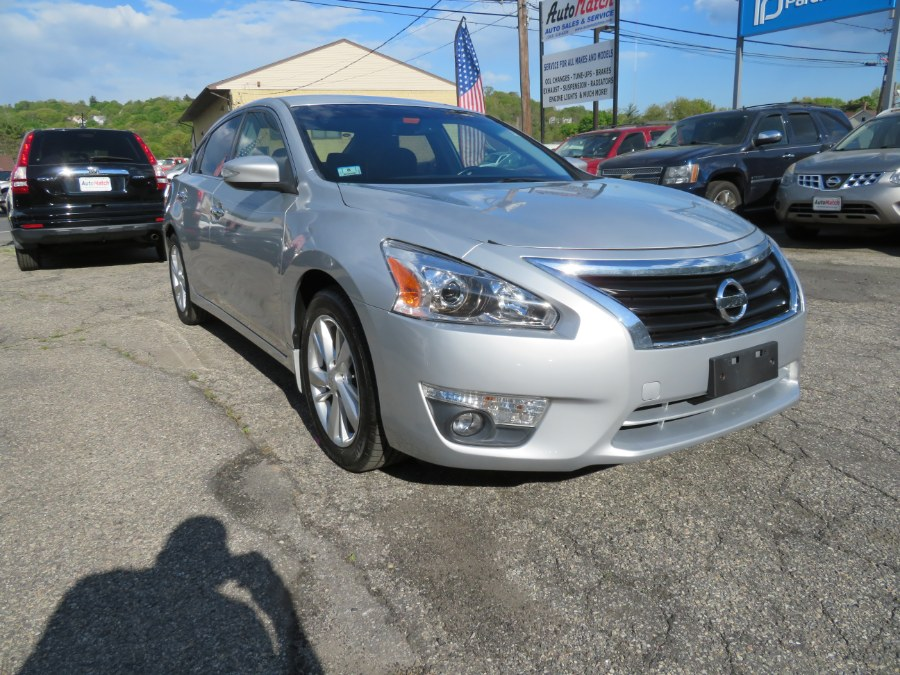 Used Nissan Altima 2.5 SV w/ conv 2013 | Auto Match LLC. Waterbury, Connecticut