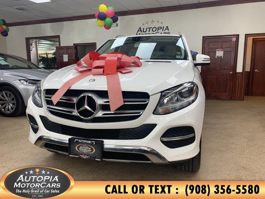 Used Mercedes-Benz GLE 4MATIC 4dr GLE 350 2016 | Autopia Motorcars Inc. Union, New Jersey