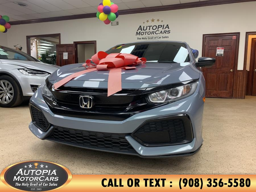 Used 2019 Honda Civic Hatchback in Union, New Jersey | Autopia Motorcars Inc. Union, New Jersey