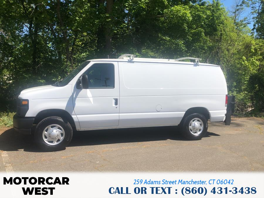 Used Ford Econoline Cargo Van E-350 Super Duty Commercial 2014   Motorcar West. Manchester, Connecticut