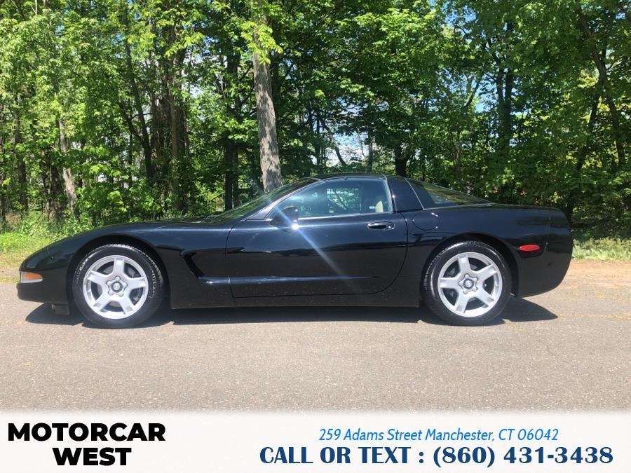 Used Chevrolet Corvette 2dr Cpe 1999   Motorcar West. Manchester, Connecticut