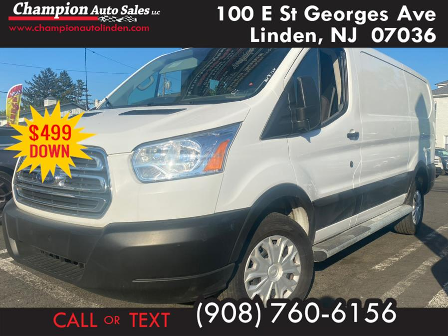 Used 2019 Ford Transit Van in Linden, New Jersey | Champion Auto Sales. Linden, New Jersey