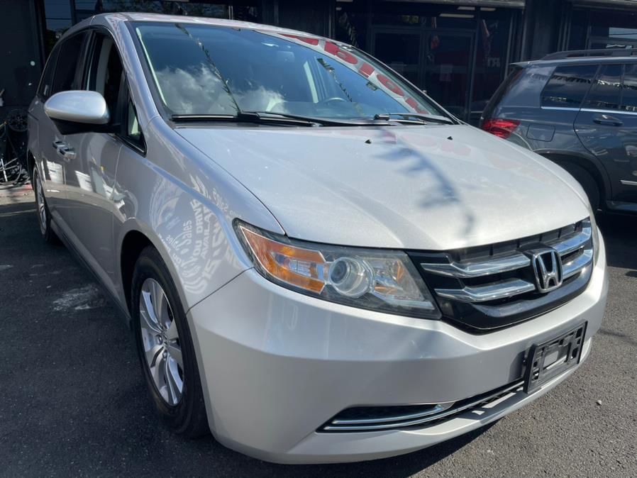 Used Honda Odyssey 5dr EX-L w/Navi 2015 | Champion Auto Sales. Bronx, New York
