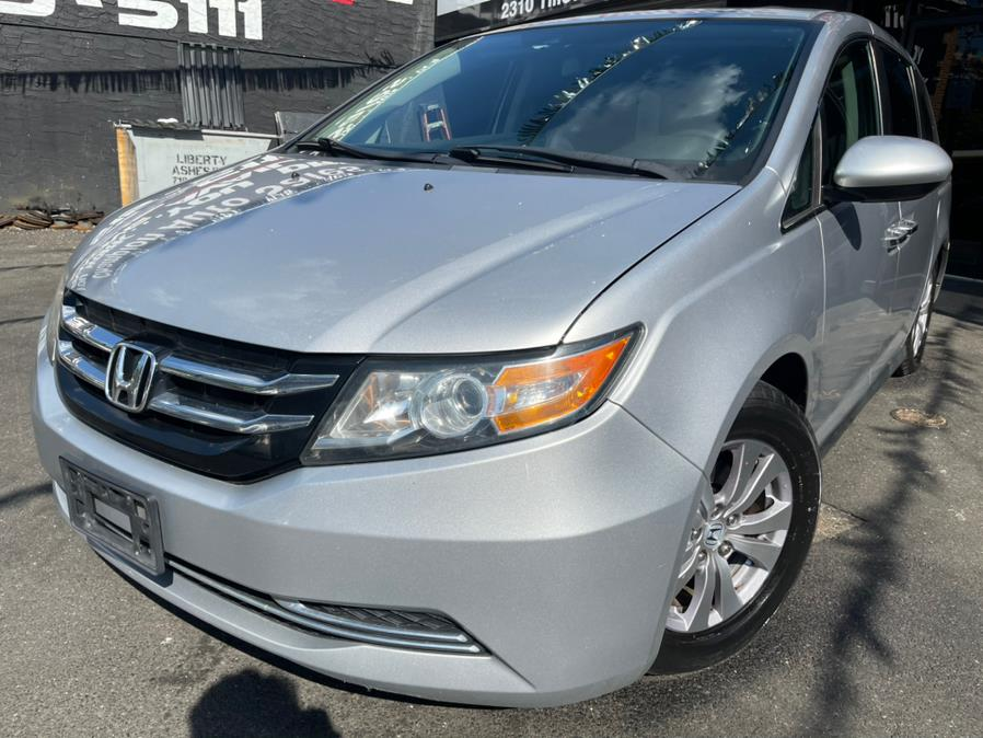 Used 2015 Honda Odyssey in Bronx, New York | Champion Auto Sales. Bronx, New York