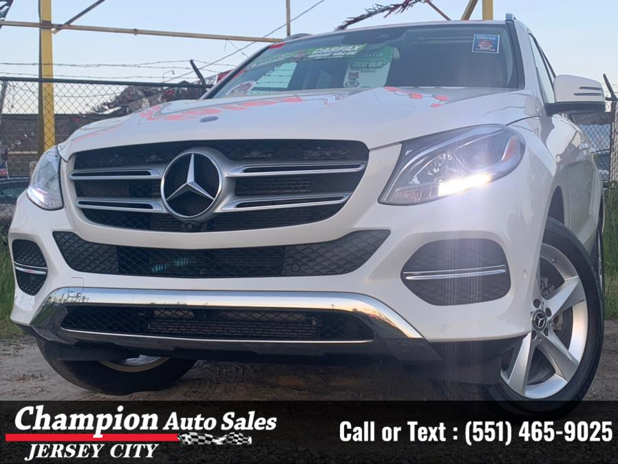 Used 2017 Mercedes-Benz GLE in Jersey City, New Jersey | Champion Auto Sales. Jersey City, New Jersey