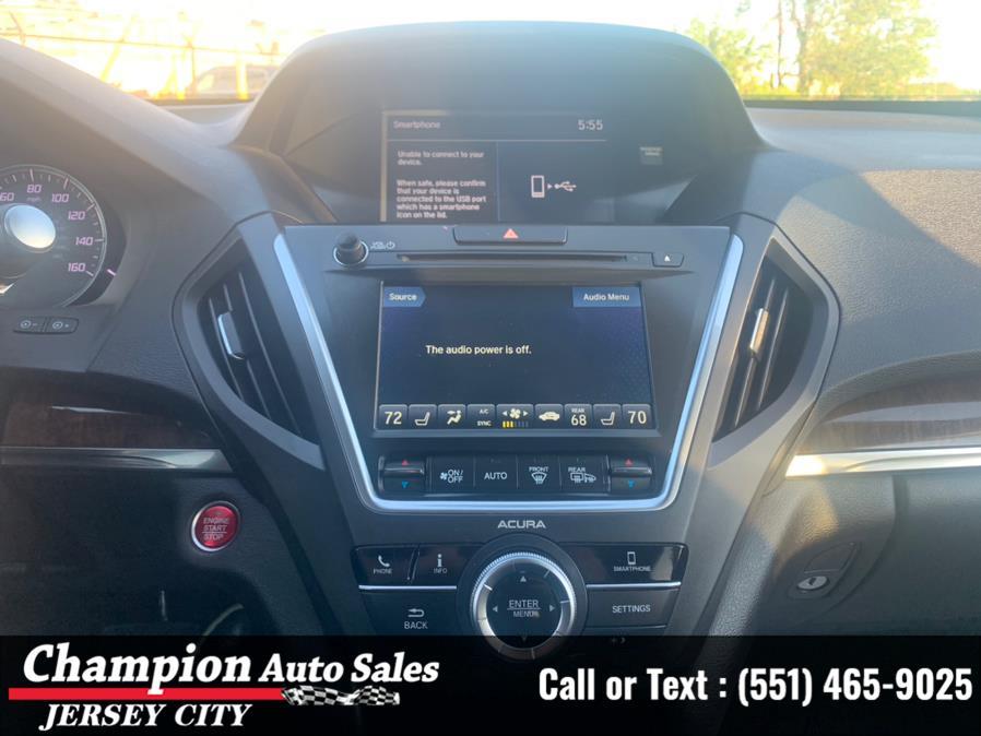 Used Acura MDX SH-AWD 2018   Champion Auto Sales. Jersey City, New Jersey