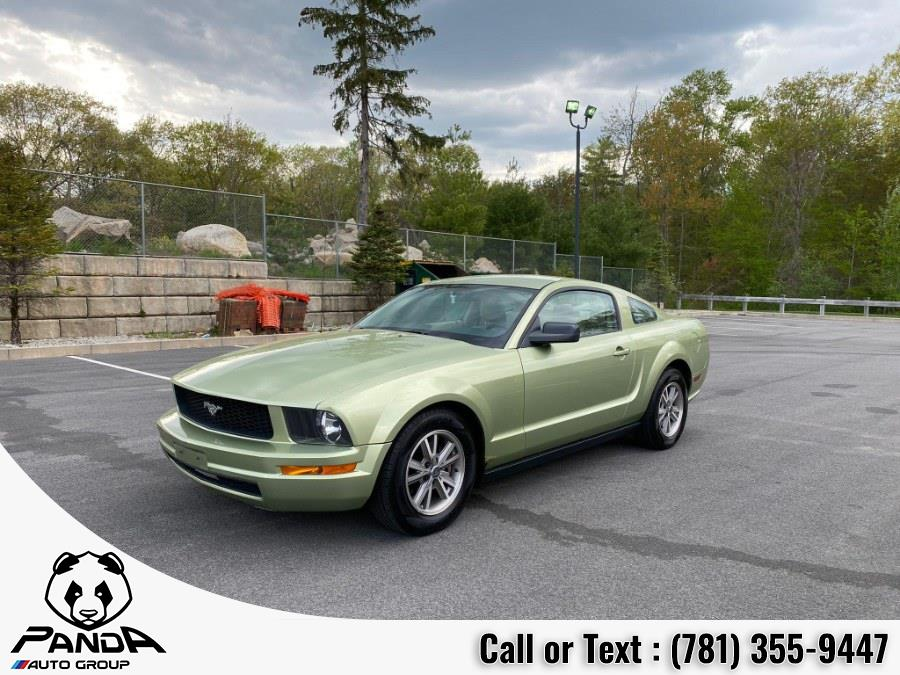Used Ford Mustang 2dr Cpe Deluxe 2006 | Panda Auto Group. Abington, Massachusetts