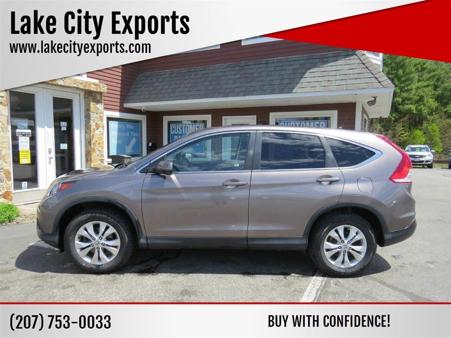 Used Honda Cr-v EX AWD 4dr SUV 2014 | Lake City Exports Inc. Auburn, Maine