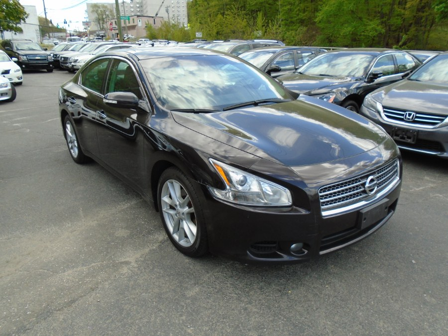 Used 2010 Nissan Maxima in Waterbury, Connecticut | Jim Juliani Motors. Waterbury, Connecticut