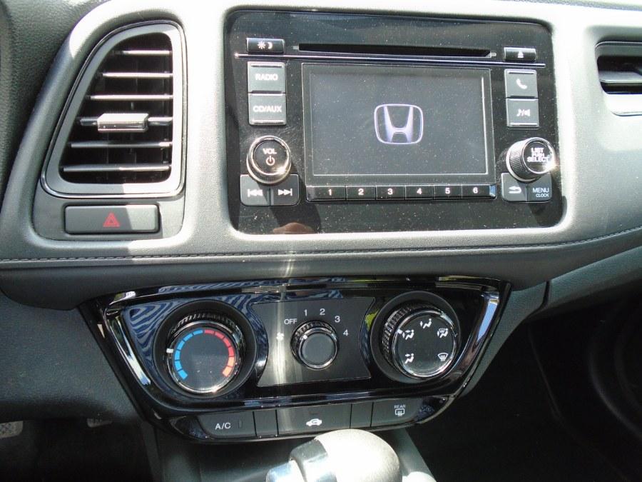 Used Honda HR-V AWD 4dr CVT LX 2016   Jim Juliani Motors. Waterbury, Connecticut