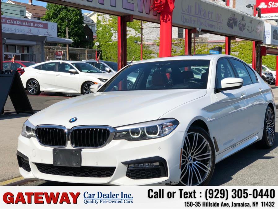 Used BMW 5 Series M Sport 540i xDrive Sedan 2018 | Gateway Car Dealer Inc. Jamaica, New York