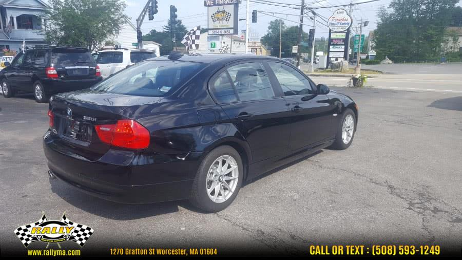 Used BMW 3 Series 4dr Sdn 328i xDrive AWD SULEV 2010   Rally Motor Sports. Worcester, Massachusetts