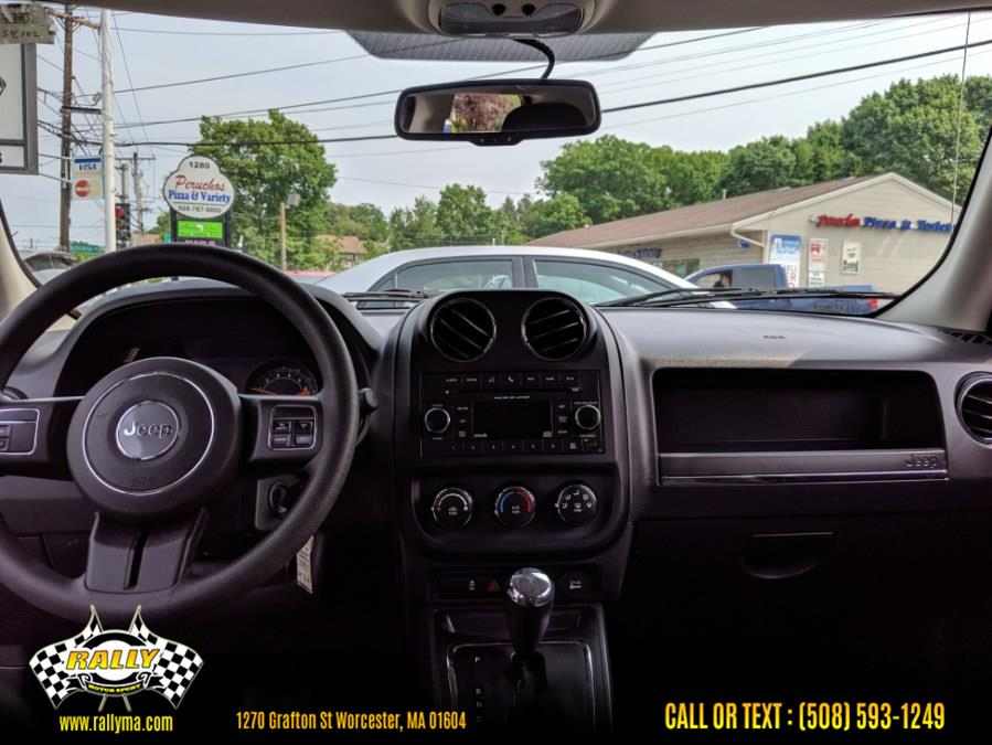 Used Jeep Patriot FWD 4dr Sport 2015 | Rally Motor Sports. Worcester, Massachusetts