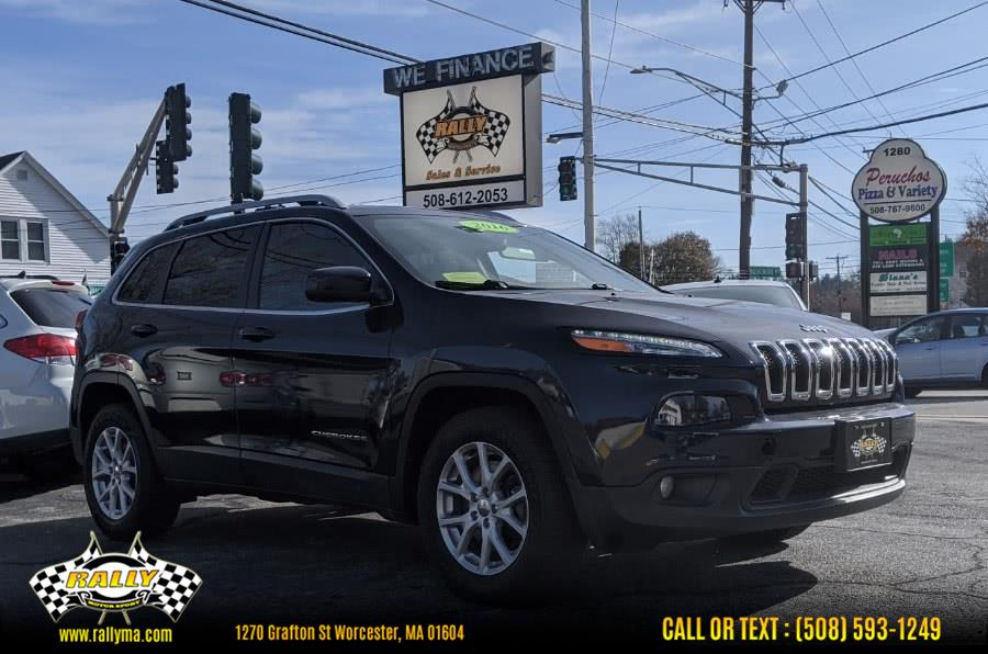 Used Jeep Cherokee 4WD 4dr Latitude 2016 | Rally Motor Sports. Worcester, Massachusetts