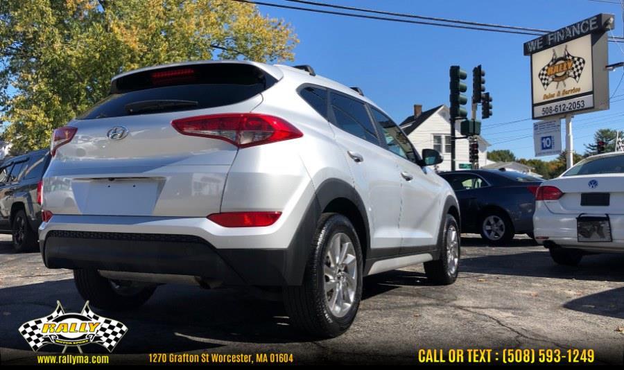 Used Hyundai Tucson SEL AWD 2018 | Rally Motor Sports. Worcester, Massachusetts