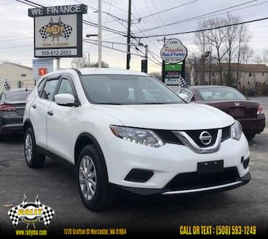 Used 2016 Nissan Rogue in Worcester, Massachusetts | Rally Motor Sports. Worcester, Massachusetts