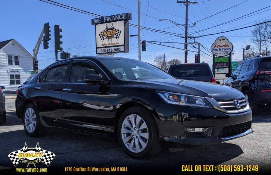 Used 2013 Honda Accord Sdn in Worcester, Massachusetts | Rally Motor Sports. Worcester, Massachusetts