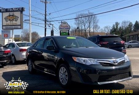 Used 2014 Toyota Camry in Worcester, Massachusetts | Rally Motor Sports. Worcester, Massachusetts