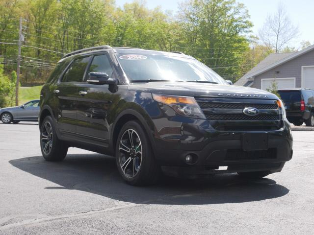 Used 2014 Ford Explorer in Canton, Connecticut   Canton Auto Exchange. Canton, Connecticut