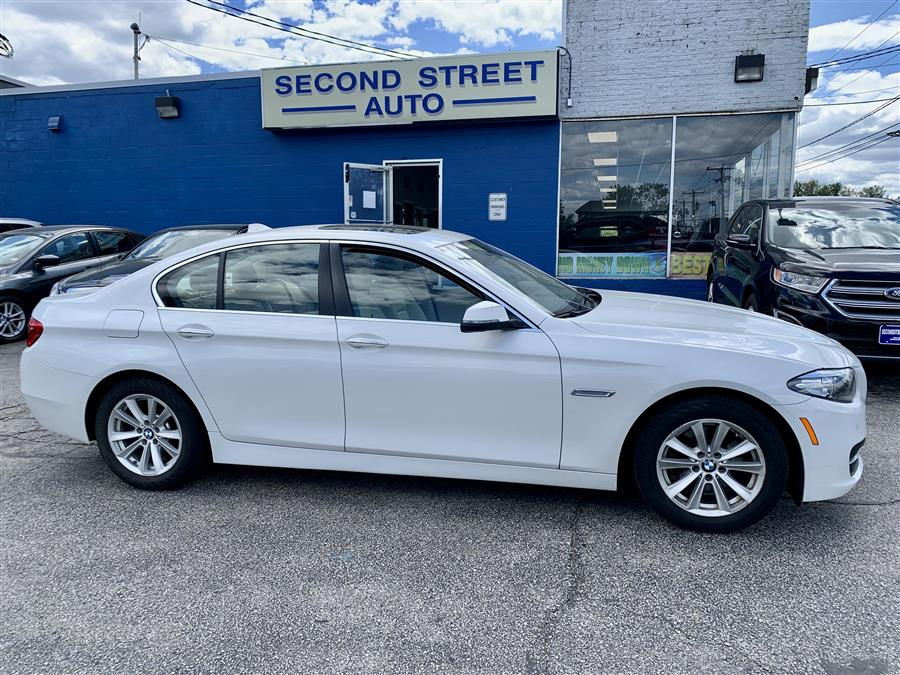 Used 2014 BMW 5 Series in Manchester, New Hampshire | Second Street Auto Sales Inc. Manchester, New Hampshire