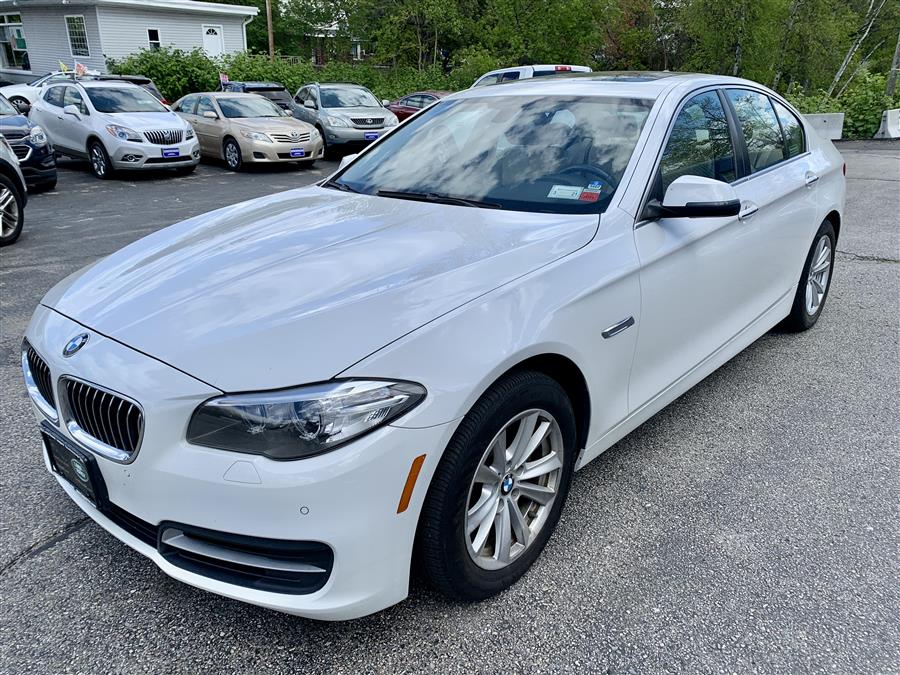 Used BMW 5 Series 528I 2014 | Second Street Auto Sales Inc. Manchester, New Hampshire
