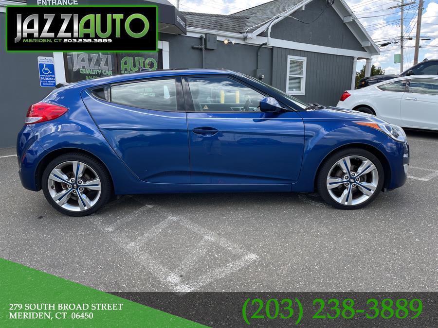 Used 2016 Hyundai Veloster in Meriden, Connecticut   Jazzi Auto Sales LLC. Meriden, Connecticut