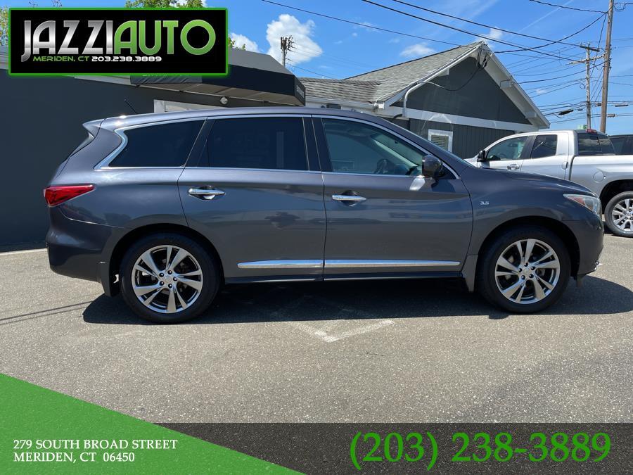 Used 2014 INFINITI QX60 in Meriden, Connecticut | Jazzi Auto Sales LLC. Meriden, Connecticut