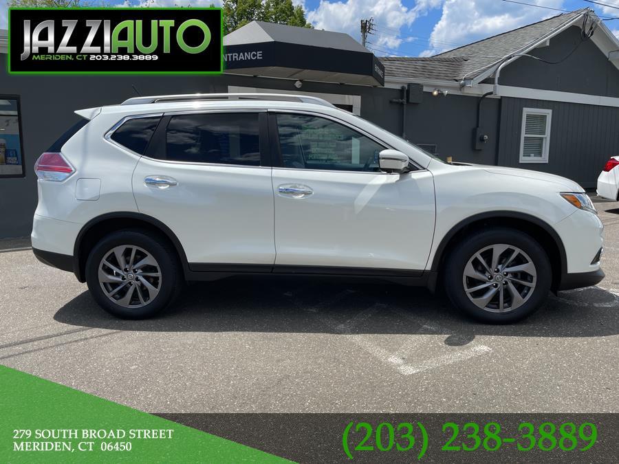 Used 2016 Nissan Rogue in Meriden, Connecticut | Jazzi Auto Sales LLC. Meriden, Connecticut