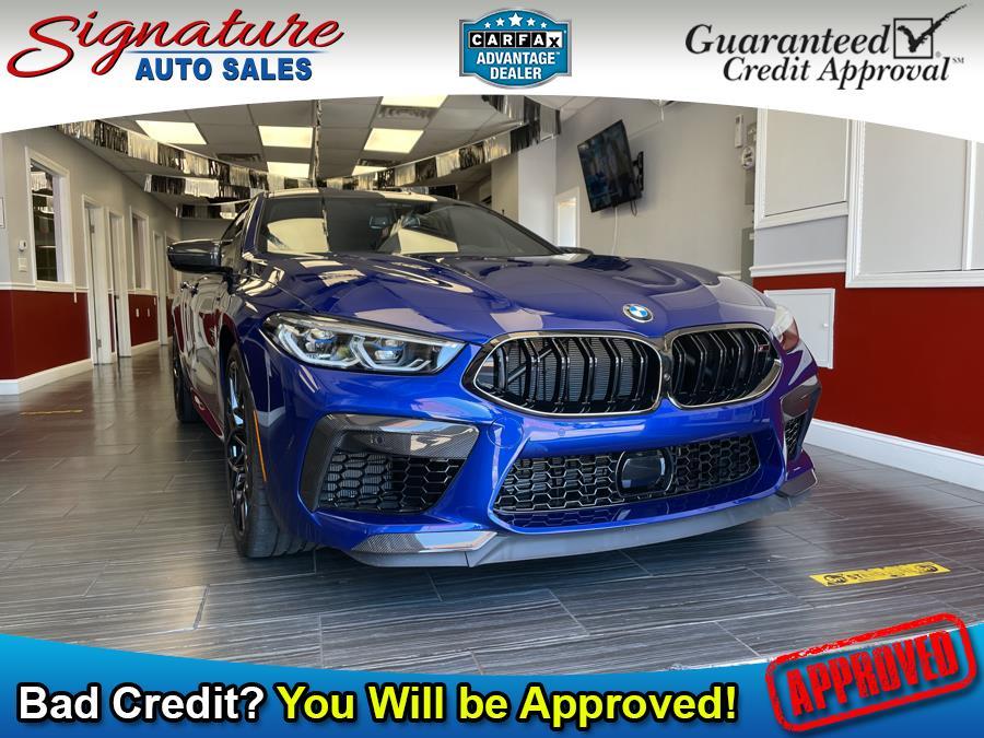Used BMW M8 Gran Coupe 2021   Signature Auto Sales. Franklin Square, New York