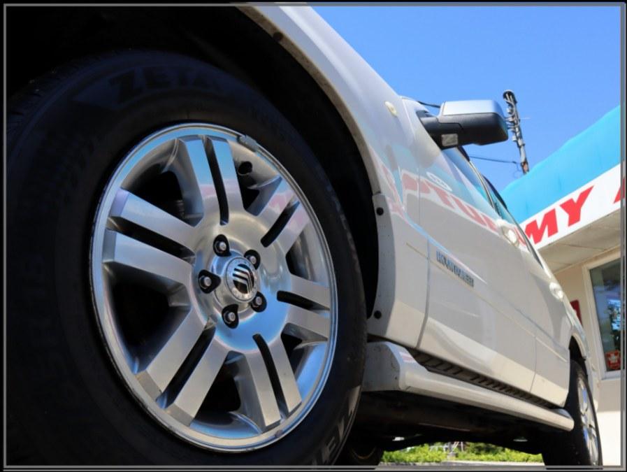Used Mercury Mountaineer AWD 4dr V6 Premier 2008   My Auto Inc.. Huntington Station, New York