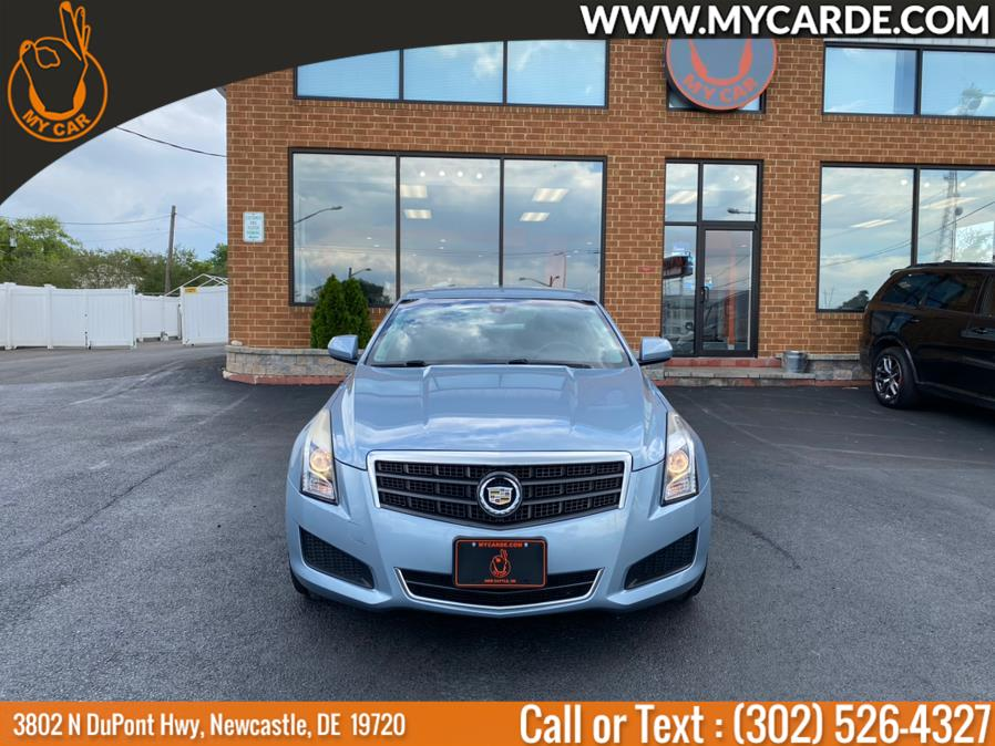 Used 2013 Cadillac ATS in Newcastle, Delaware | My Car. Newcastle, Delaware