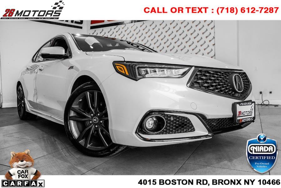 Used 2018 Acura TLX in Woodside, New York | 52Motors Corp. Woodside, New York