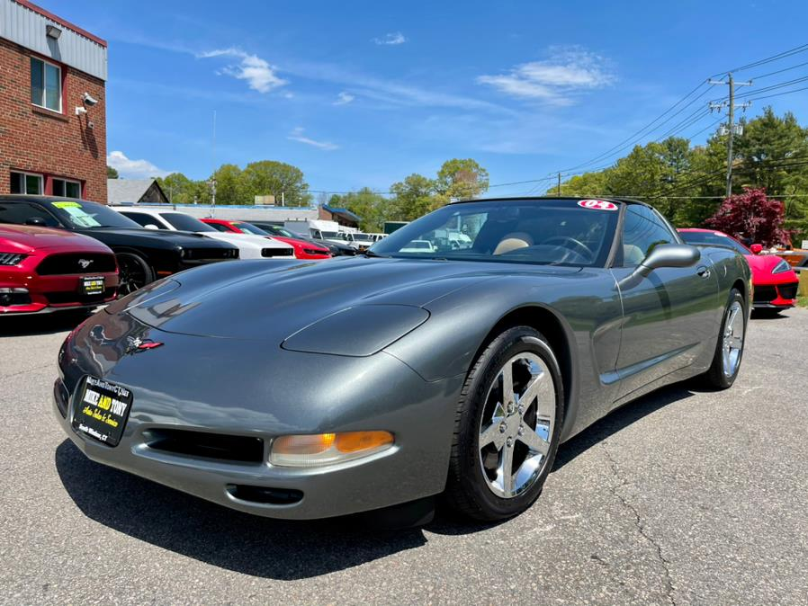 Used Chevrolet Corvette 2dr Cpe 2004 | Mike And Tony Auto Sales, Inc. South Windsor, Connecticut