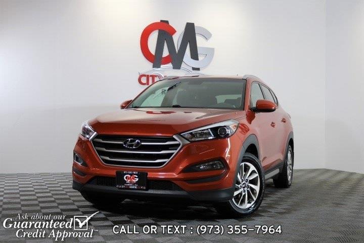 Used Hyundai Tucson SE 2016 | City Motor Group Inc.. Haskell, New Jersey