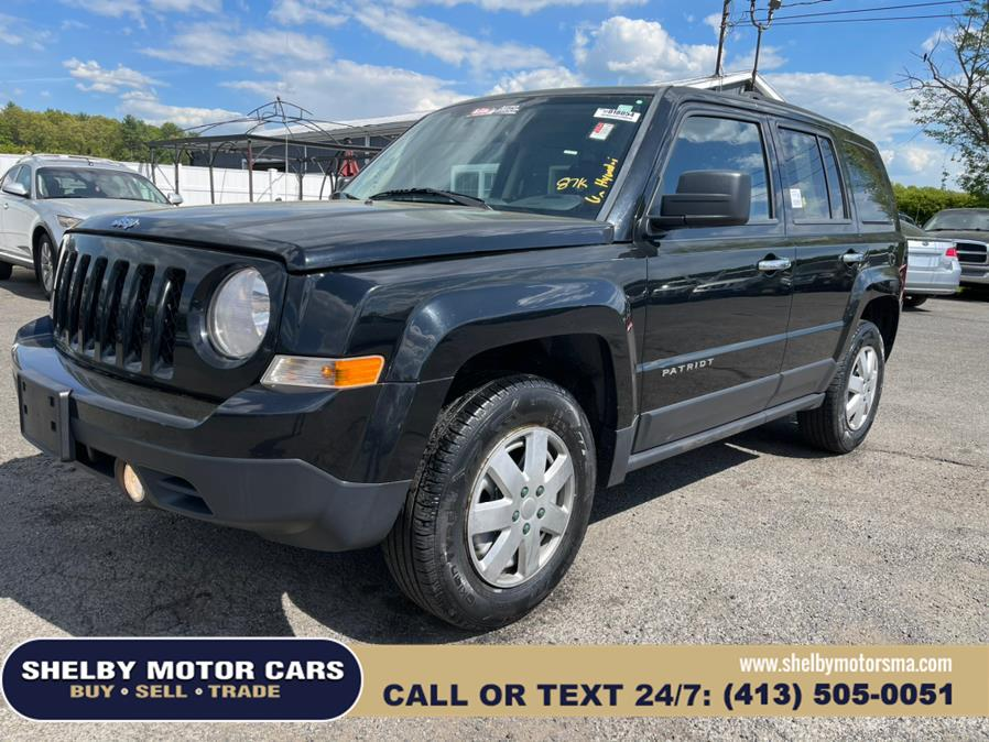 Used 2013 Jeep Patriot in Springfield, Massachusetts | Shelby Motor Cars . Springfield, Massachusetts