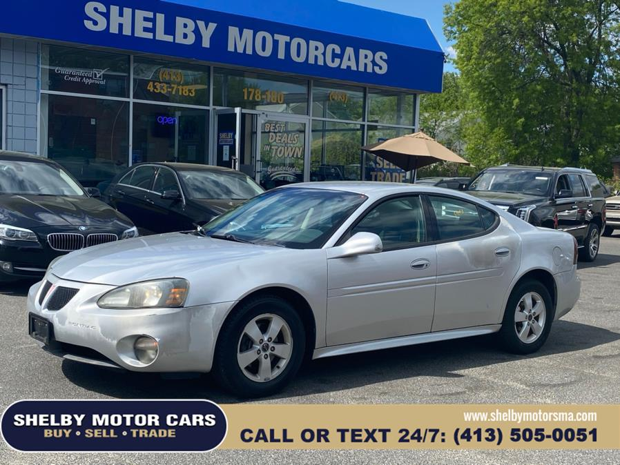 Used 2005 Pontiac Grand Prix in Springfield, Massachusetts | Shelby Motor Cars . Springfield, Massachusetts