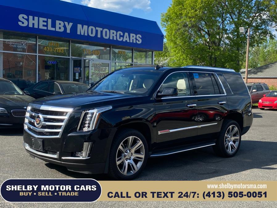 Used 2015 Cadillac Escalade in Springfield, Massachusetts | Shelby Motor Cars . Springfield, Massachusetts