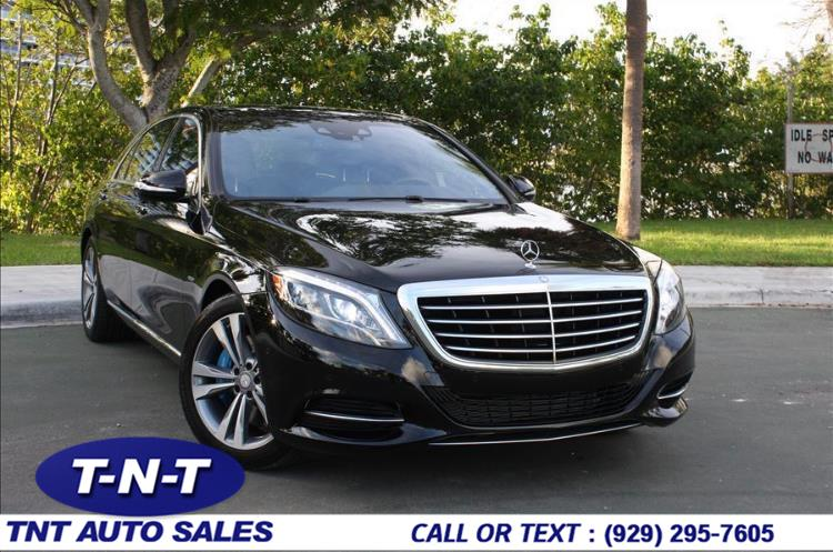 Used 2017 Mercedes-Benz S-Class in Bronx, New York | TNT Auto Sales USA inc. Bronx, New York