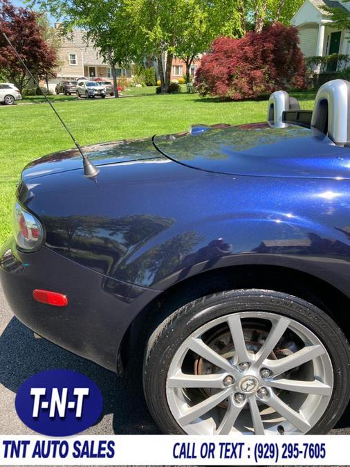 Used Mazda MX-5 Miata 2dr Conv PRHT Auto Grand Touring 2007 | TNT Auto Sales USA inc. Bronx, New York