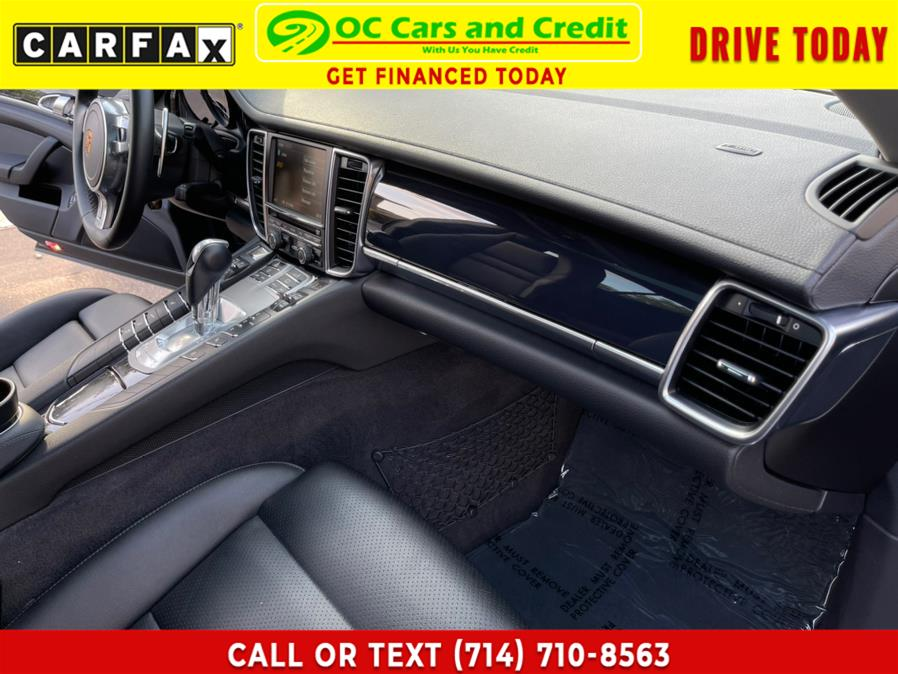 Used Porsche Panamera 4dr HB Edition 2016 | OC Cars and Credit. Garden Grove, California