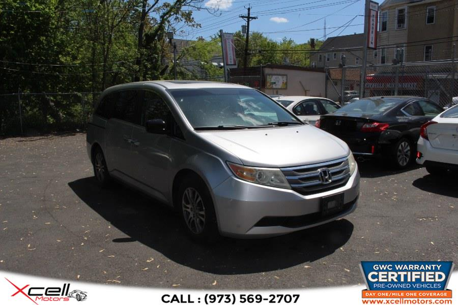 Used 2012 Honda Odyssey in Paterson, New Jersey | Xcell Motors LLC. Paterson, New Jersey