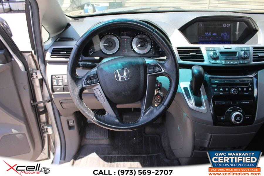 Used Honda Odyssey 5dr EX-L 2012 | Xcell Motors LLC. Paterson, New Jersey