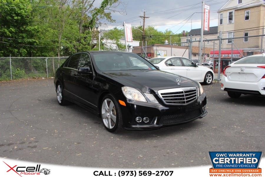 Used 2010 Mercedes-Benz E-Class in Paterson, New Jersey | Xcell Motors LLC. Paterson, New Jersey