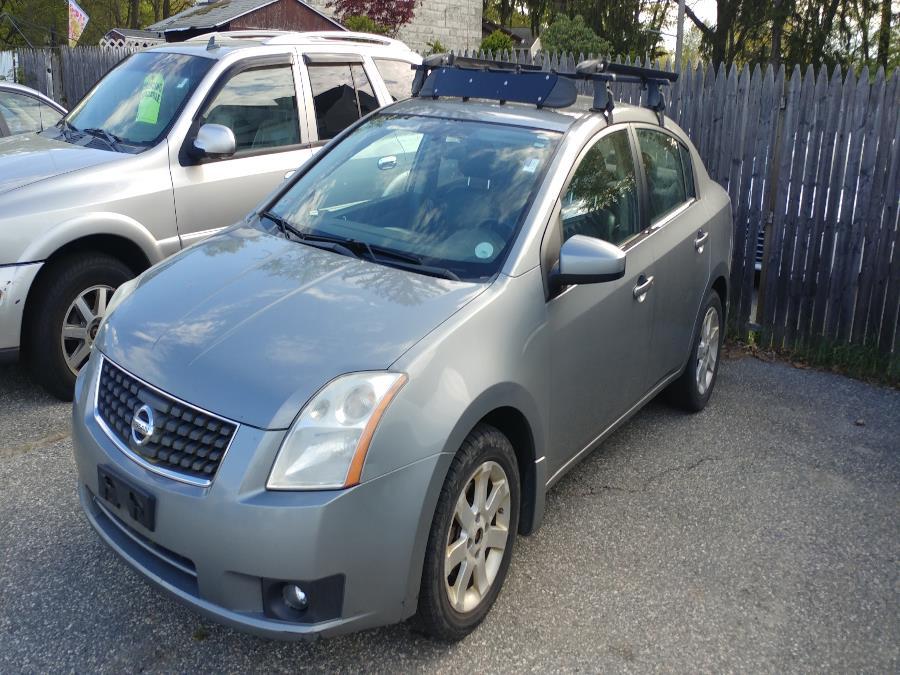 Used 2007 Nissan Sentra in Chicopee, Massachusetts | Matts Auto Mall LLC. Chicopee, Massachusetts