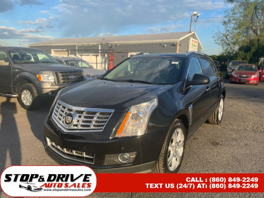 Used 2014 Cadillac SRX in East Windsor, Connecticut | Stop & Drive Auto Sales. East Windsor, Connecticut