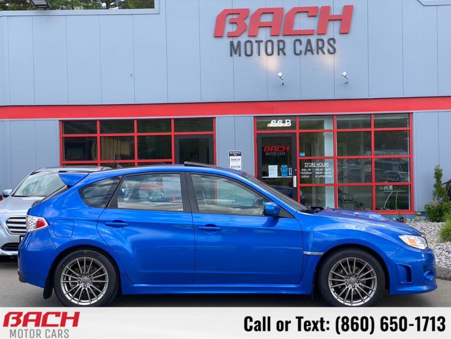 Used Subaru Impreza Hatchback WRX 5dr Man WRX 2013 | Bach Motor Cars. Canton , Connecticut