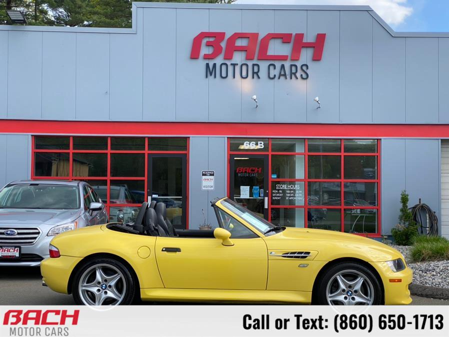 Used BMW Z3 M 2dr Roadster 3.2L 2000 | Bach Motor Cars. Canton , Connecticut