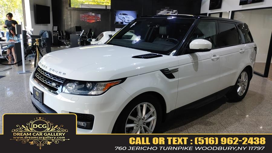 Used Land Rover Range Rover Sport 4WD 4dr V6 SE 2016 | Dream Car Gallery. Woodbury, New York